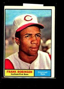 1961 TOPPS #360 FRANK ROBINSON REDS EX (OC) E01920