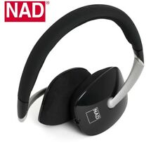NEW NAD VISO HP30 On-Ear Headphones (Gloss Black)