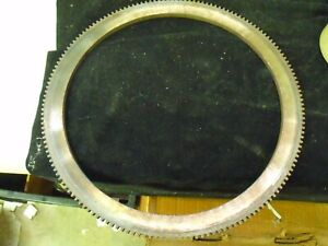 STUDEBAKER & AVANTI STARTER RING GEAR WITH AUTOMATIC  SEE DESCRIPTION