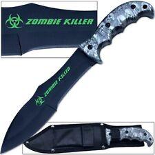 "Full Tang 12.5"" Very Sharp Zombie Outbreak Response Hybrid Extreme Knife '"