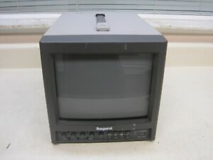 """2004 Ikegami TM9-1 Color Video Monitor 9"""" / 120V 50/60Hz 0.57A Game Gaming (T63)"""