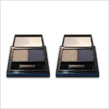 Elizabeth Arden Color Intrigue Eyeshadow Duo - Blue Smoke - LOT OF 2