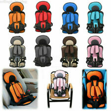 3 Years-6 Years Child Safety Travel Seat Car Seat Children Royal blue L Size