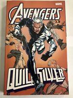 TPB AVENGERS QUICKSILVER trade paperback TP omnibus Marvel Comics FREE COMB S/H