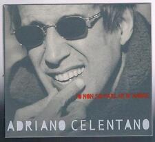 ADRIANO CELENTANO IO NON SO PARLAR D'AMORE CD **1° STAMPA** SONY F.C.COME NUOVO
