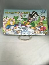 2010 Paul Cardew Alice in Wonderland Tea Party Box Kit & Complete Contents!
