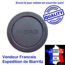 Bouchon boitier micro 4/3 OLYMPUS E-P EPL , OM-D PANASONIC G1, GF, GH