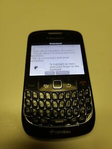 Blackberry Curve II 8530 Smartphone with box and all accessories