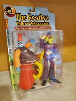 BEATLES Toy Figure Yellow Submarine Sgt Pepper George Snapping Turk, McFarlane