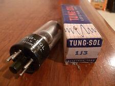 Tung-Sol 1J3 Vintage Vacuum Tube NOS