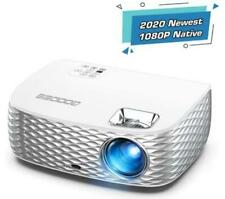 GooDee BL98 Native 1080P HD Home Theater Video Projector