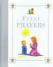NEW - FIRST PRAYERS BOOK Illustrated by Caroline Jayne Church (2015) FREE POST