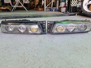 Nissan Silvia S13 Triple Projector Headlights