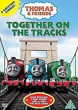 Thomas The Tank Engine And Friends: Together On The Tracks [DVD], Very Good DVD,