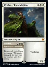 MTG Magic - (M) Throne of Eldraine - Realm-Cloaked Giant FOIL - NM/M