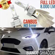 Kit Anabbaglianti LED H7 Ford FIESTA MK8 2017 Lampade luci CANBUS no error 6500K
