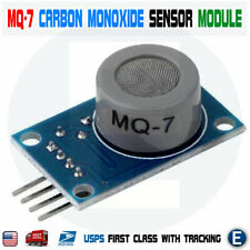 MQ-7 MQ7 Carbon Monoxide CO Gas Alarm Sensor Detection Module For Arduino
