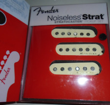 NEW KIT complet FENDER VINTAGE NOISELESS STRATOCASTER 0992115000 pour guitare