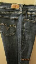 "Levis 515 ~ Boot Cut Jeans ~ Studded Pockets ~ Size 6 ~ Inseam 31"" ~ EUC"