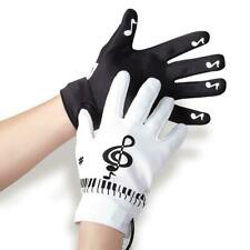 The Tap a Tune Musical Electronic Piano Gloves Converts Any Surface to Keyboard