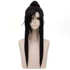 Anime Styled Grandmaster of Demonic Cultivation Wei Wuxian Hairwig Cosplay Props