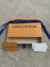 LOUIS VUITTON BOX, With Gift Tag And Ribbon