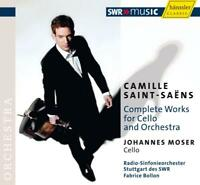 Camille Saint-Saens - Saint-Saëns: Complete Works for Cello & Orchestra (2008)