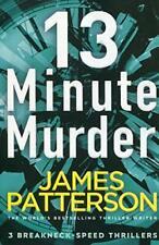 13-Minute Murder-James Patterson