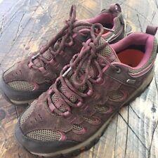 Merrell Womens Size 9 Ridgepass Espresso/Blushing J247092C Trail Hiking Shoes
