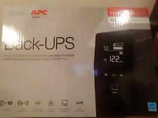 APC - Back-UPS Pro 1100VA 600 Watts Battery Back-Up System - Black