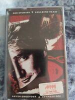 "Rod Stewart ""Vagabond Heart"" Tape Cassette - Play Tested"