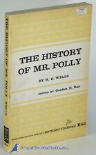 The History of Mr. Polly by H.G. WELLS Very Good softcover 80468