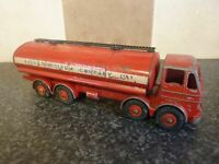 VINTAGE DINKY TOYS No.943 RED LEYLAND OCTOPUS ESSO PETROLEUM Co. LTD TANKER VGC