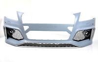 Für Audi Q5 8R RSQ5 Look Stoßstange 12-16 Wabengrill Bumper Kühlergrill Spoiler