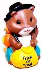1990 Hallmark Squirrel Hobo NEW Merry Miniature HALLOWEEN ~Never Used~ QFM1606