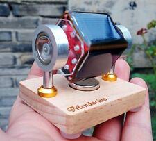1Tiny Mendocino Motor magnetic suspension Solar toy Scientific physics toys
