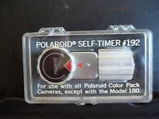 Polaroid Self-Timer #192 in Original Case For Color Pack Cameras
