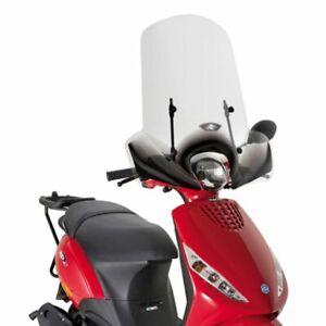 KAPPA 6102A Pare-Brise 52X66 Sans Supports Piaggio 50 Zip Électrique 2000-2012