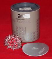 Swarovski Crystal Figurine Medium HEDGEHOG, w/ Box & COA 7630 NR 045