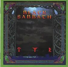 BLACK SABBATH - TYR RARE CD+GIFT Jewel Case 8 Page Booklet Ozzy Osbourne Iommi