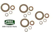 FUEL INJECTION INJECTOR SEAL KIT FORD 2000 3000 4000 5000 6000 7000 + TRACTOR
