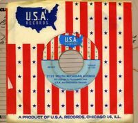 Various Artists - 2131 South Michigan Avenue: 60's Garage and Psychedelia From U