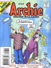 ARCHIE COMICS DIGEST (1973 Series) #206 Near Mint Comics Book