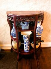 Chinese Rosewood Console Table - Local Pick Up Only In Maryland
