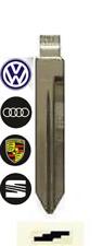 VW OEM Compatible Key Blank - HU49  – VW T4, Audi, Seat, Skoda  cut to...
