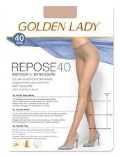 golden Lady Repose Strumpfhosen 40 der Melone Größe III 36g