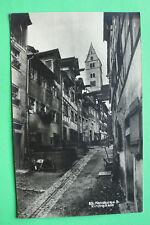 Foto AK mare Castello Lago di Costanza 1905-15 Kirch vicolo officine reticolare CASE Str. w3