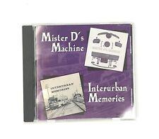 MIster D's Machine & Interurban Memories Diesel Train Sound Effects 1993)