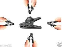 5pack OEM Clips For Sennheiser ME4 Tie Lapel Mic & CX earphones Replacement clip