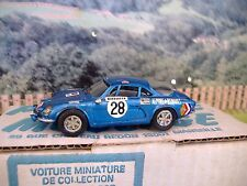 1/43 Provence Moulage (France) Alpine Monte Carlo 71  Handmade Resin Model Car